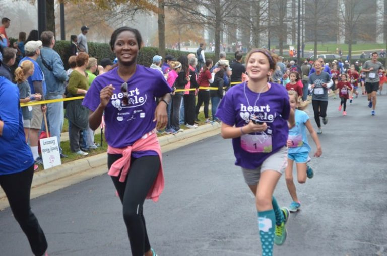 Washington sponsored Kars4kids grant program - Girls on the Run