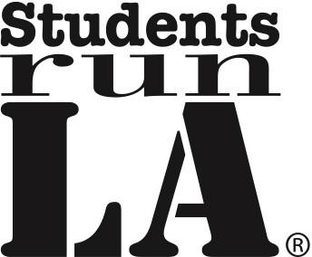 Students Run LA logo
