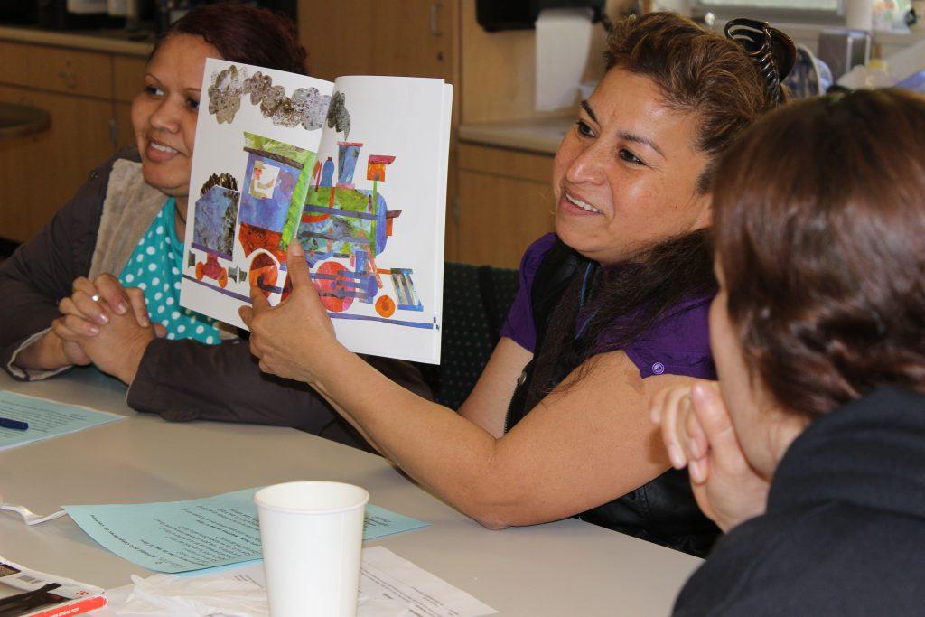 Parent Partner program workshop