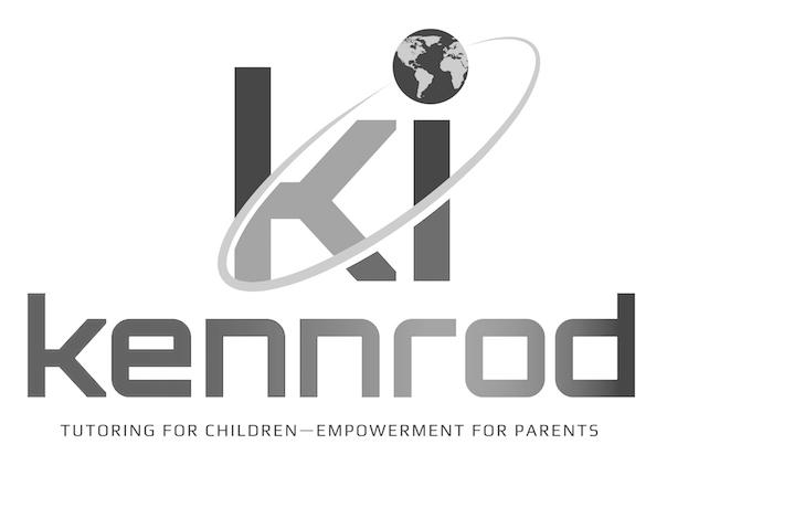Kennrod logo in grayscale