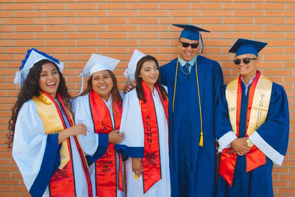 ECHS Grads 2017