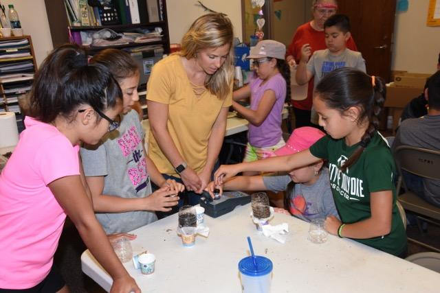 Phillips County Family Education Services after school program in action
