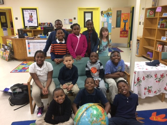 Freedom Readers participants