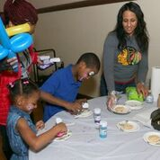 Foster Care Holiday Party at Lawrence Hall