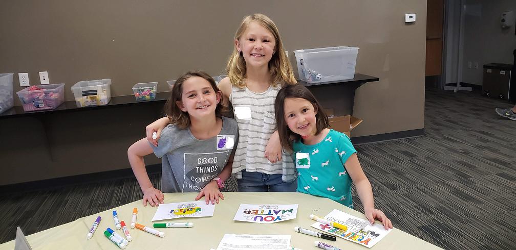 Raising Kindness participants