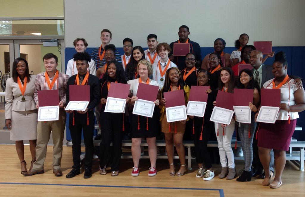 E2L FIFTEEN program participants