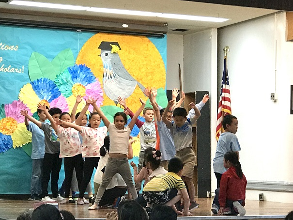 Immigrant Social Services, Inc. (ISS) dance