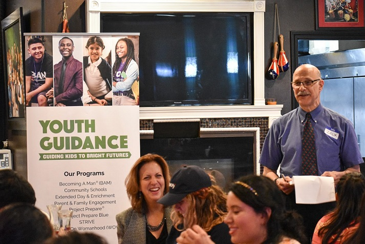 Youth Guidance event