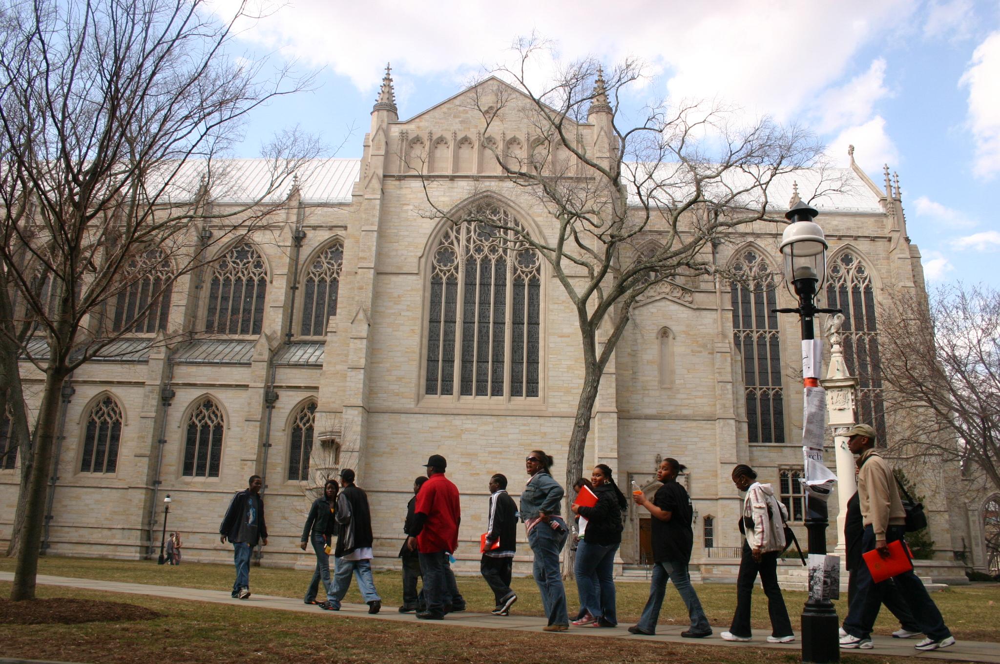 IHDF participants tour Princeton
