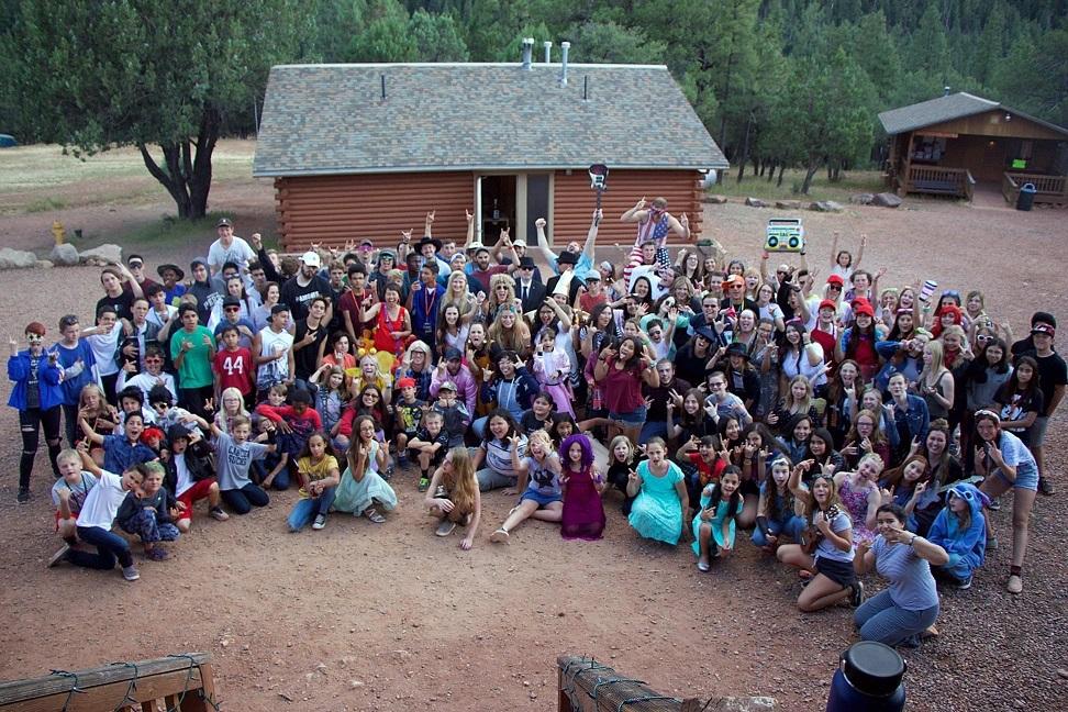 Southwest Kids Cancer Foundation group photo