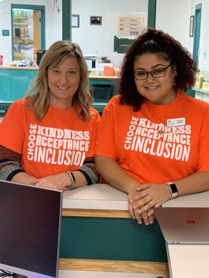Communities in Schools of Hampton Roads inclusion campaign