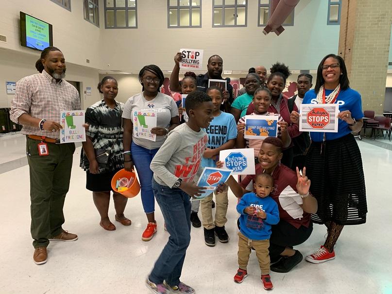 Communities in Schools Hampton Roads group photo