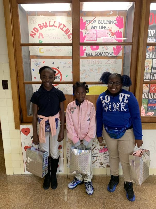 Young Communities in Schools of Hampton Roads participants