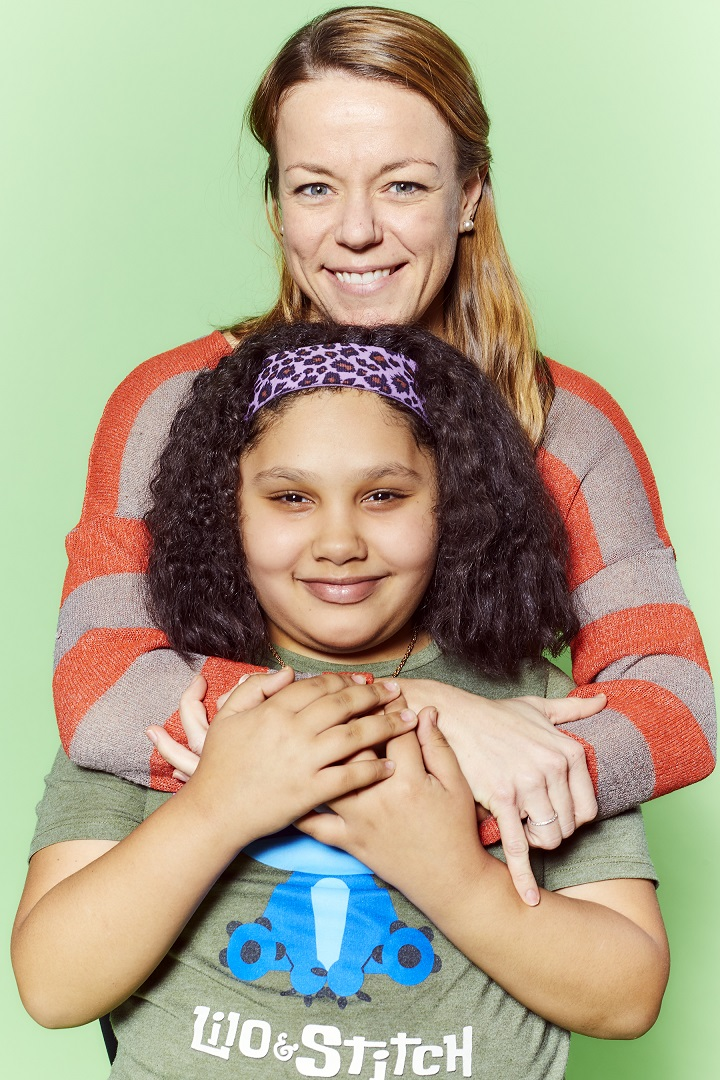 Bigs & Littles NYC Mentoring couple Kristina and Savannah