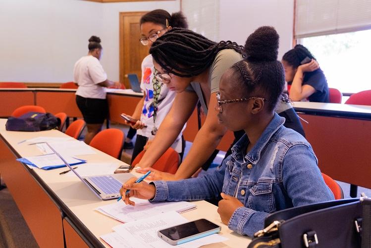 Youth Enrichment Services (YES) female participants