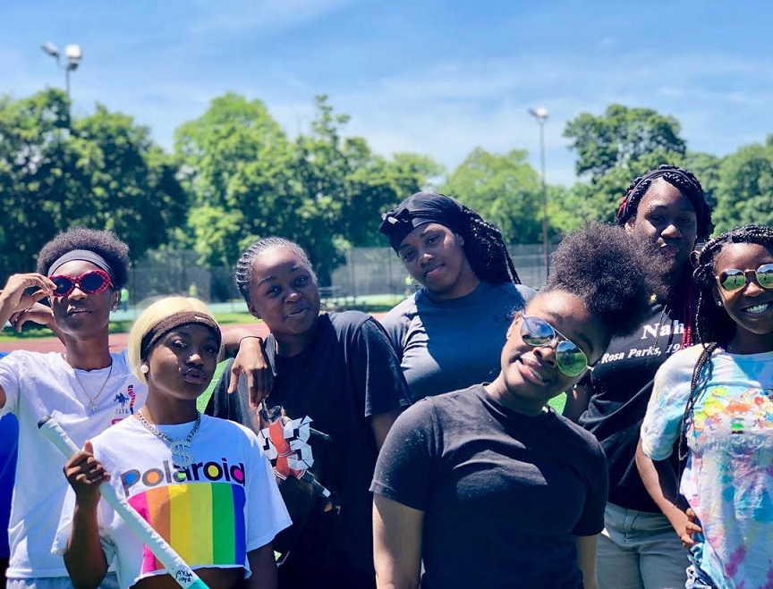 Youth Enrichment Services (YES) field trip