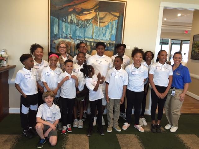 Communities in Schools of Hampton Roads participants
