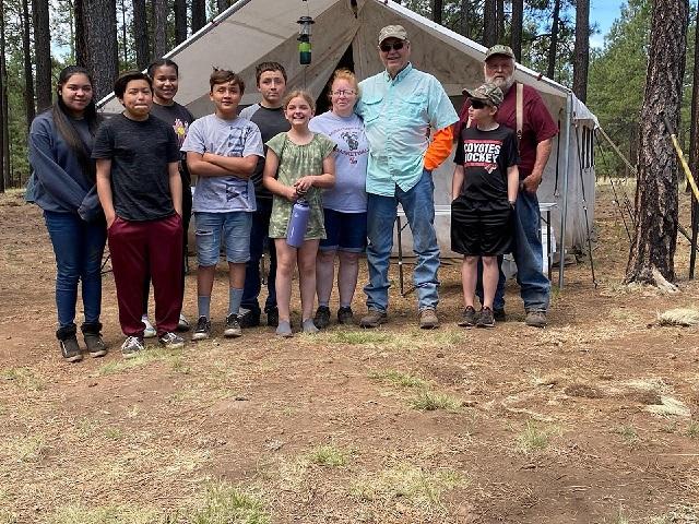 Arizona Outdoor Adventures group